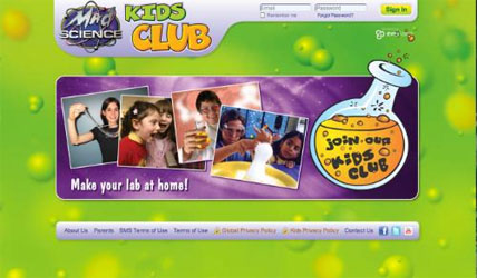 Science Kids Club